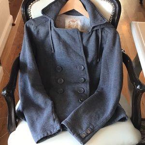 Sweater Pea coat